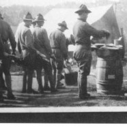 WWI Military Camp, Baltimore County