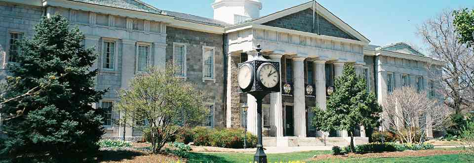Historic Towson Court House