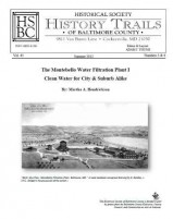 Montebellow Water Filtration Plan I - History Trails Example