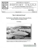 Best Cultivated Farm - History Trails Example