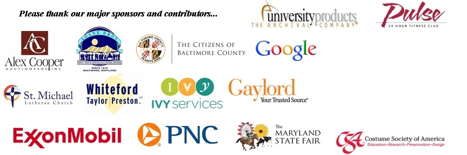 Please thank our sponsors and contributors…